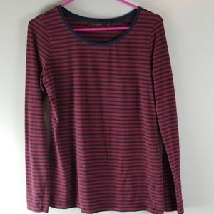 THE LIMITED Striped Top Size medium